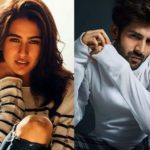 Kartik Aaryan bonding with Sara Ali Khan's mom Amrita Singh?