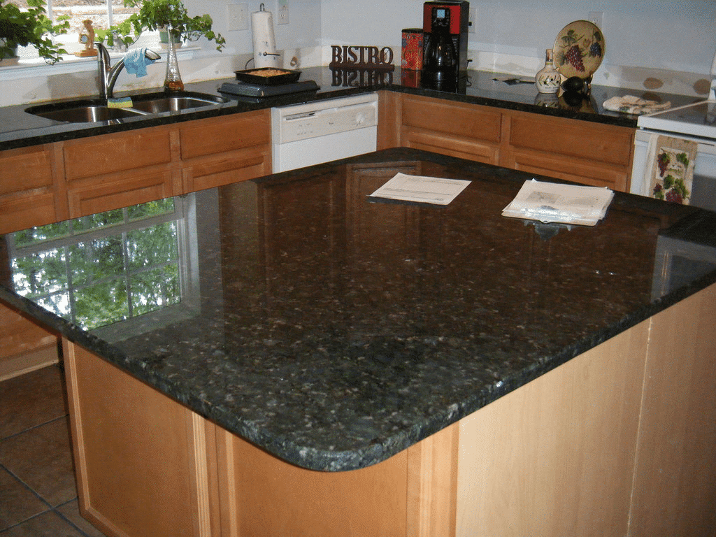 Clean your countertops