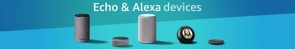 Deal and Sales - Echo and Alexa Devices