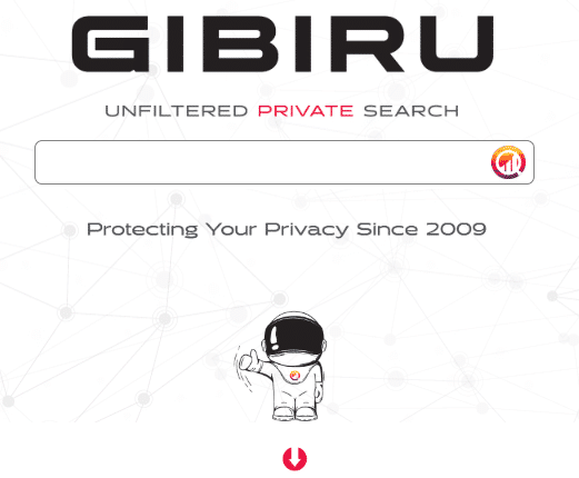 Gibiru – Protecting your privacy since 2009