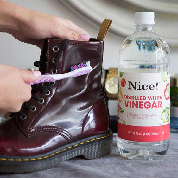 get rid of water stains