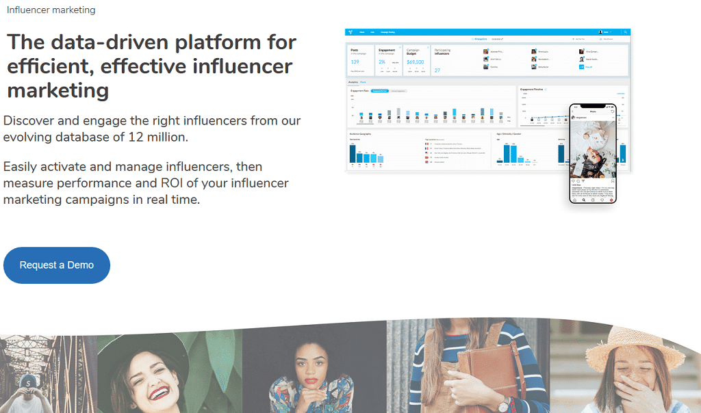 influencer marketing platform 2020