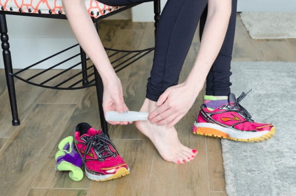 solution against chafing