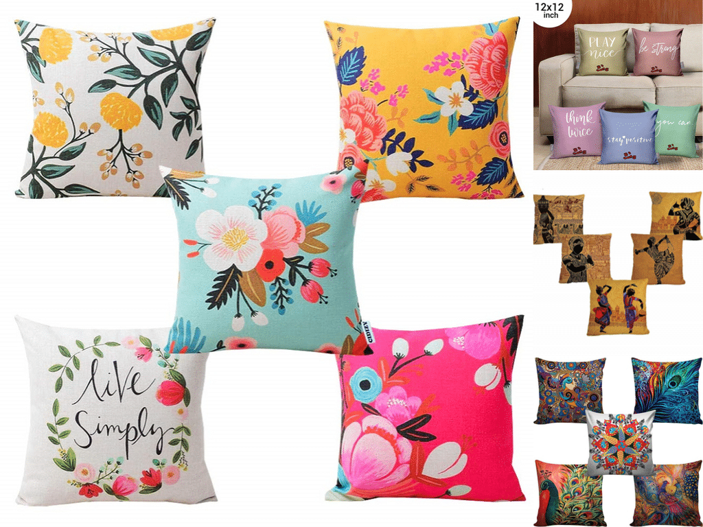 15 Cushion Covers