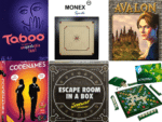 20 Top Board Games