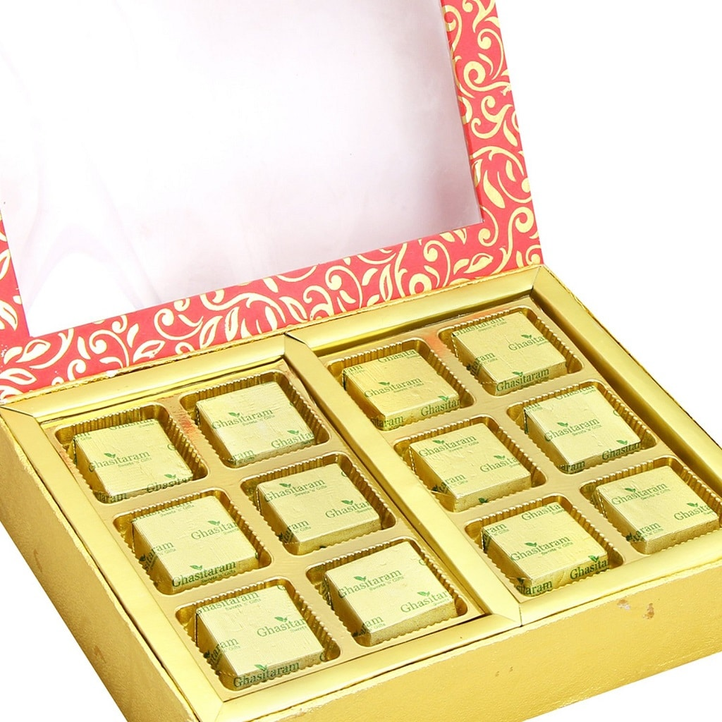 Ghasitaram Gifts Diwali Chocolate Set