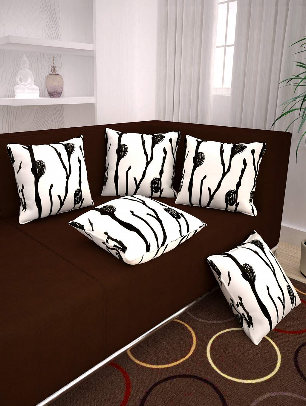 Premium Printed Cushion Cover