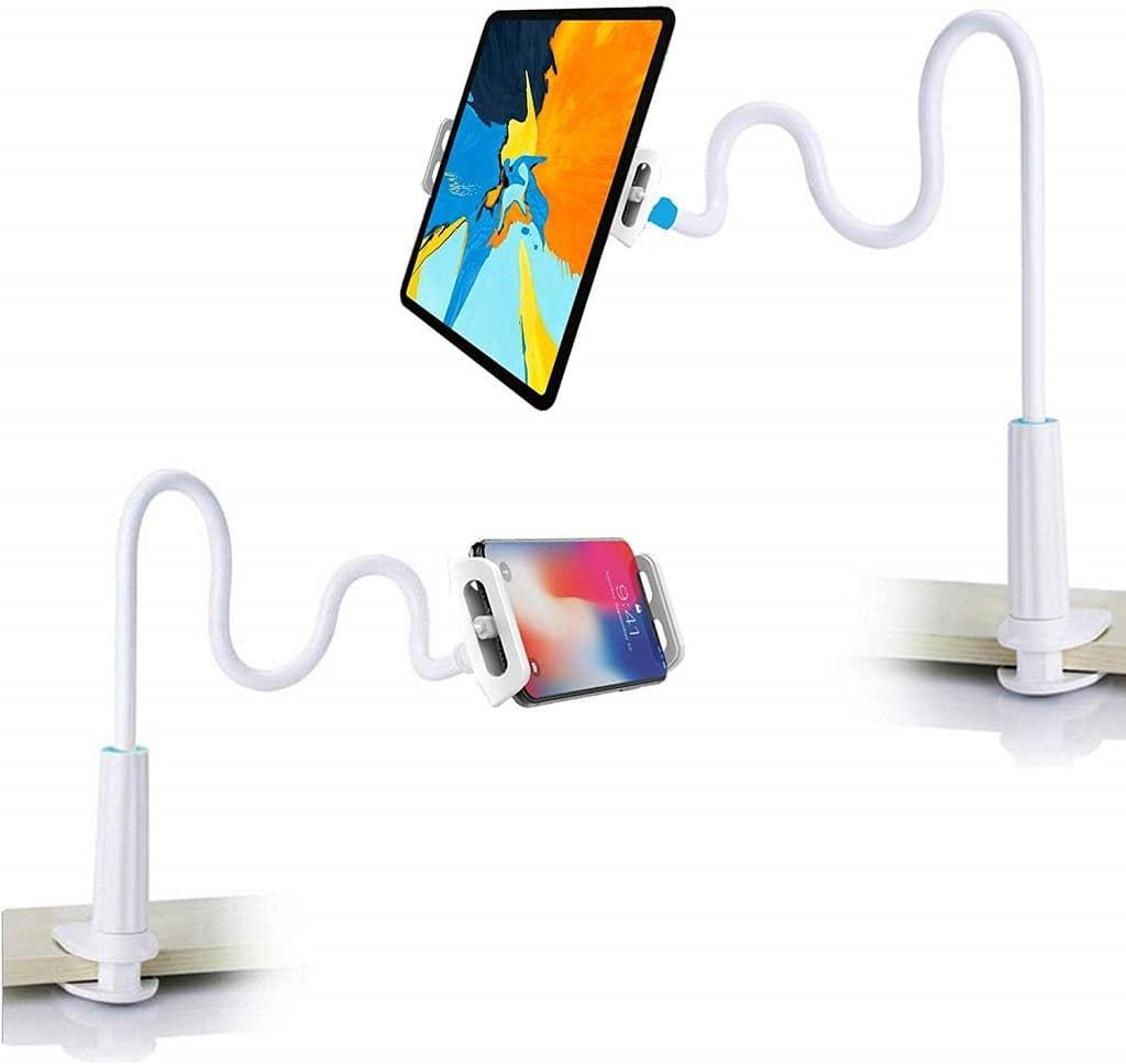 Tablet Holder with 360 rotation