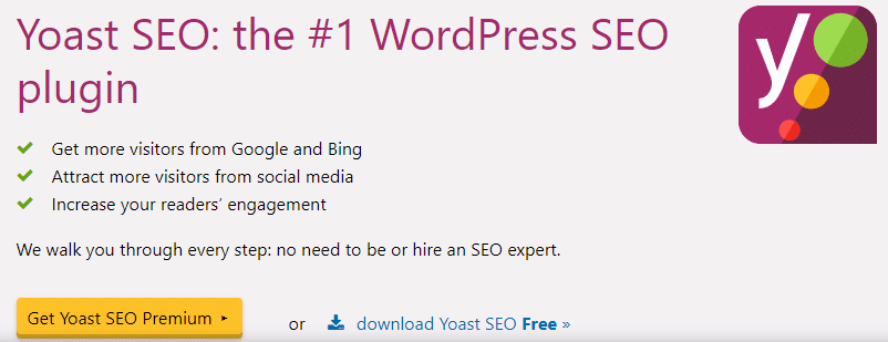 Yoast SEO the 1 WordPress SEO Plugin • Yoast