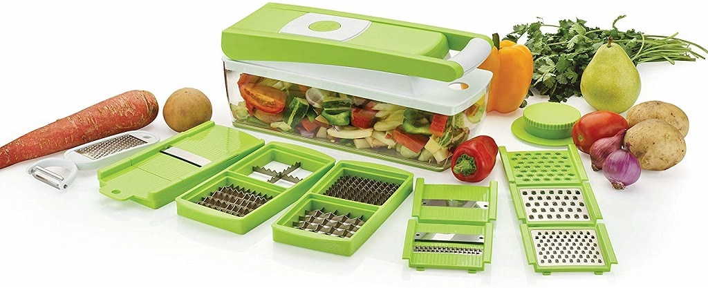 vegetable and fruit chopper