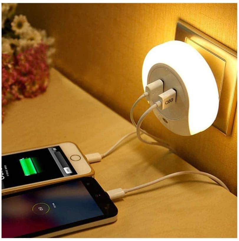 LED Night Bedroom Lamp