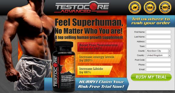 Testocor Testosterone Booster