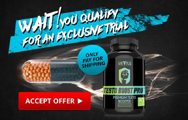 Virtus Strong Testo Boost Pro