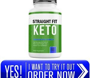 Straight Fit Keto Diet