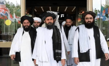 Taliban accepts Kashmir as an Internal matter of India