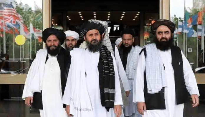 Taliban accepts Kashmir as an Internal matter of India and refuses to back Pakistan after fake tweets attributed to it