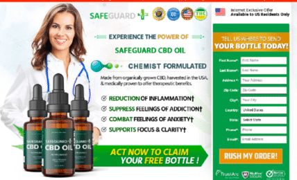Safeguard CBD Oil