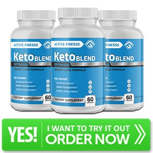 Active Fitness Keto Blend