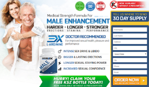 Summadx Male Enhancement
