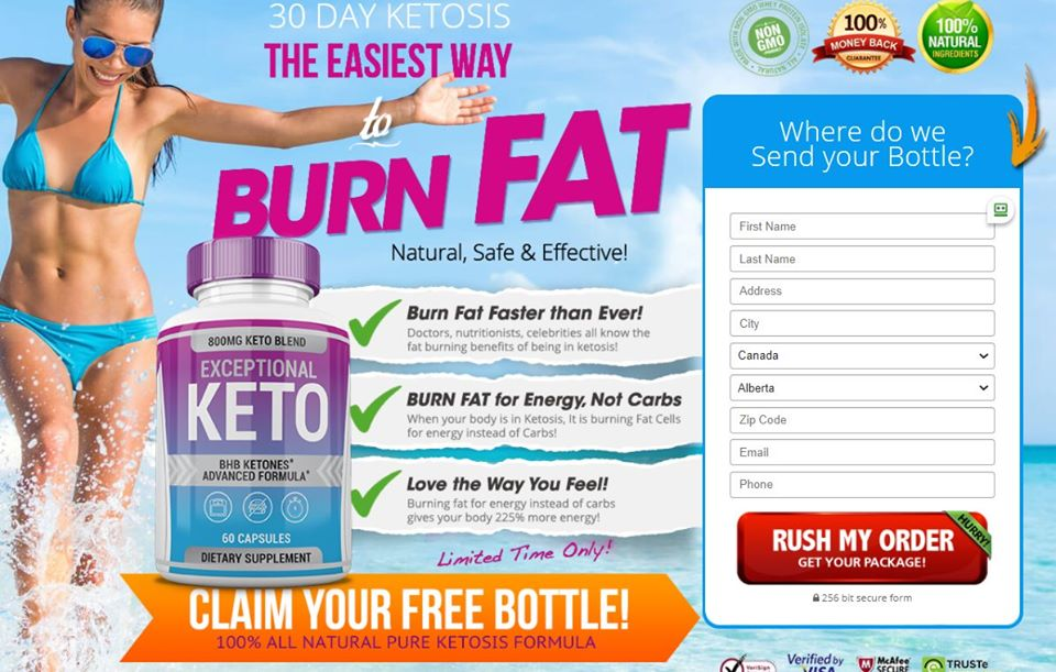 Exceptional Keto