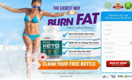 Alpha Evolution Vital Keto