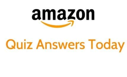 Amazon.com Quiz Solutions Today, September 29 2020
