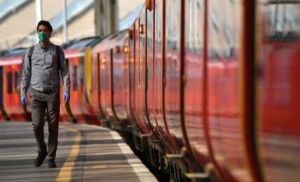 Coronavirus More train services restored as schools reopen