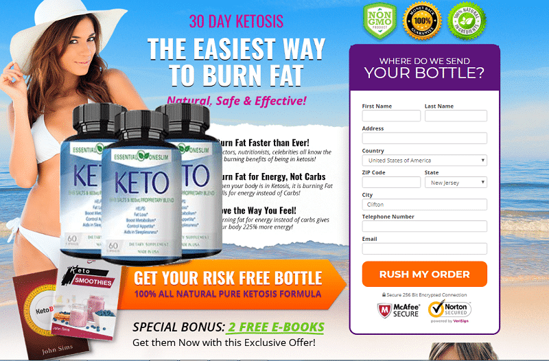 Essential Slim Keto