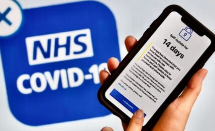 NHS Covid 19 application Britain get smartphone contact tracing in excess of16s