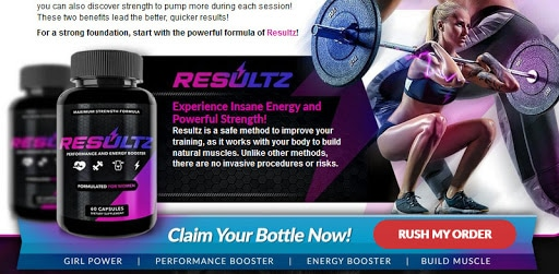 Resultz Energy Burner