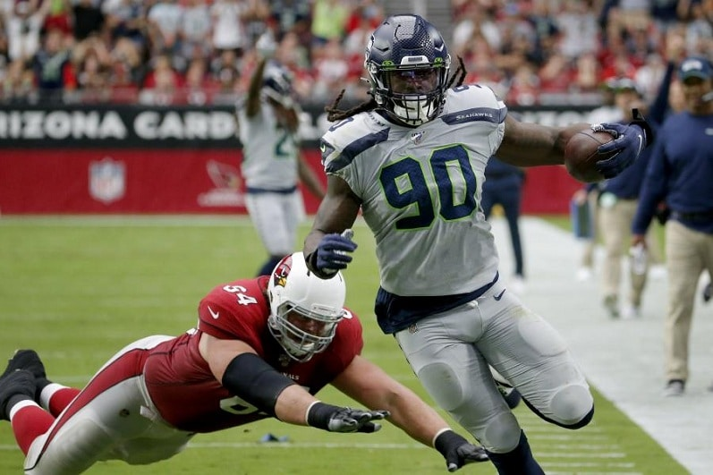 Seahawks at Cardinals score Kyler Murray edges Russell Wilson as Arizona stuns Seattle in overtime