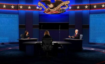 VP debate 2020 Pence and Harris clash on coronavirus pandemic