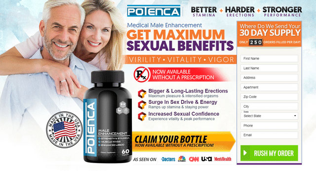 Potenca Male Enhancement