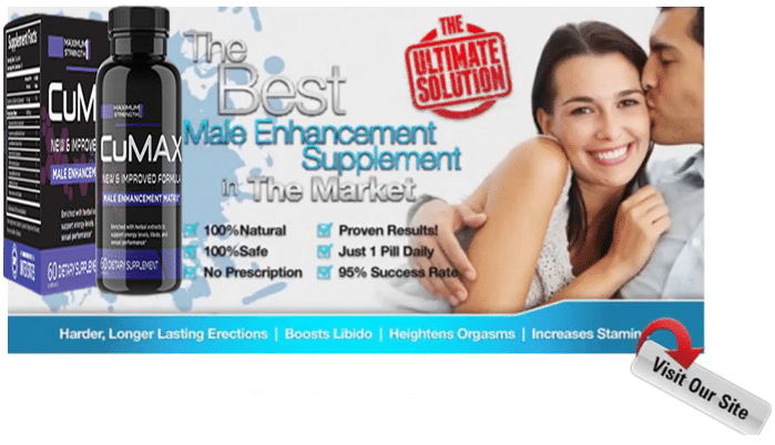 CuMax Male Enhancement