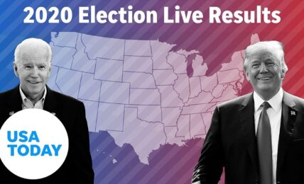 Election results update: Biden says he has a 'clear majority' in speech asking for nation to be patient