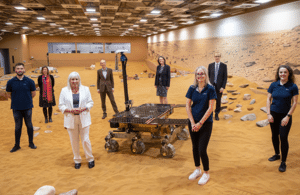 Lift-off for new generation of space scientists