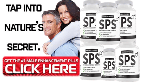 SPS Male Enhancement Pill