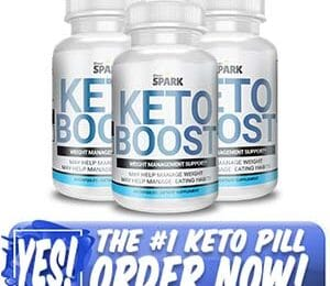 Sheer Spark Keto Boost