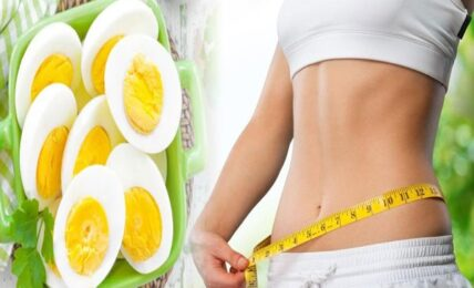 Several kinds of egg diet to reduce pounds
