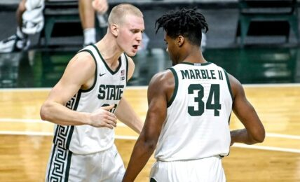 Michigan State at Duke odds, picks and prediction