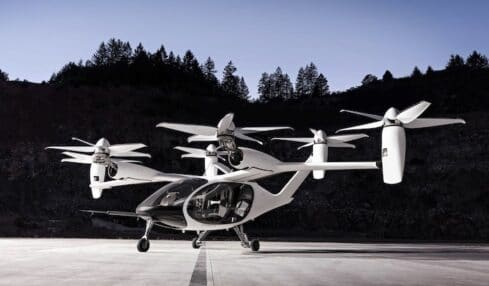 Uber sells its air taxi development program to Joby Aviation