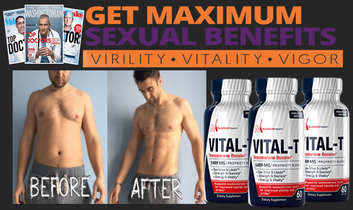 Vital T Male Enhancement