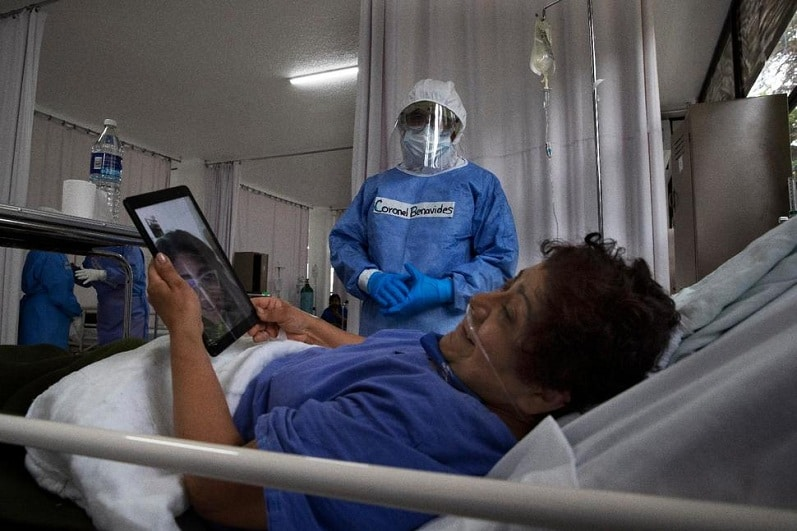 WHO Chief: Mexico in 'Bad Shape' With Coronavirus Pandemic