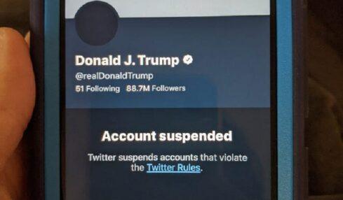 Trump can't be silenced, even by Facebook and Twitter, but we can prevent another Trump