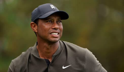 Tiger Woods Accident