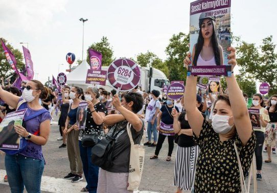 Residential violence and femicide stay a serious symptom in Turkey