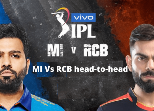 Mumbai Indian and RCB Cricket Match Live Today