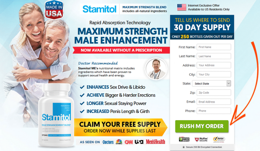 Stamitol Male Enhancement