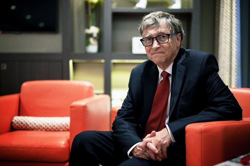 Bill Gates Quit Board As Microsoft Looked