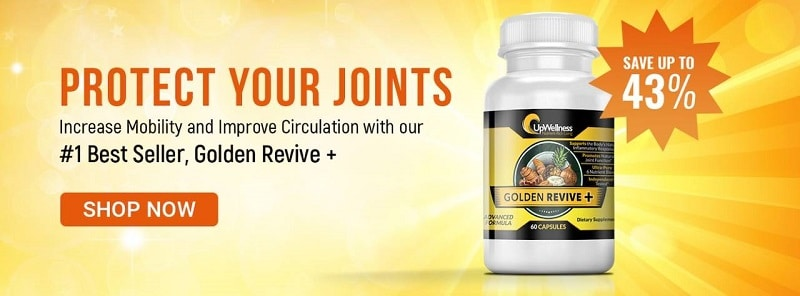 Golden Revive Plus {Best Product} – Read Product Review Before Buy !